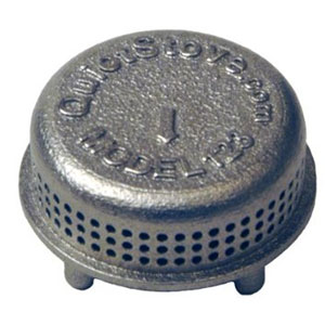photo: QuietStove Burner Cap for SVEA 123 stove accessory