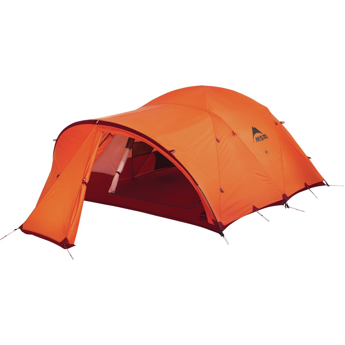 photo: MSR Remote 3 four-season tent