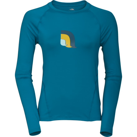The North Face Pacas Water Top LS