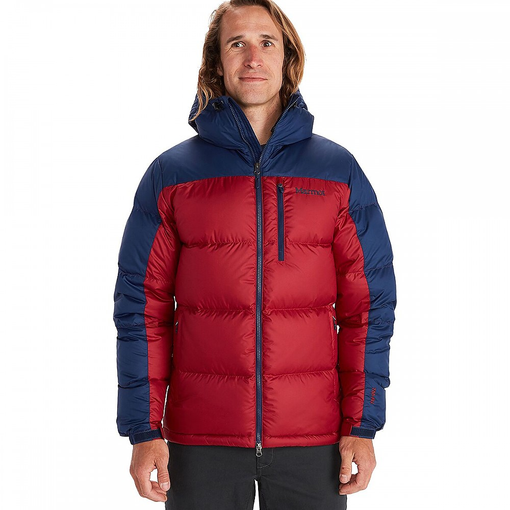 photo: Marmot Guides Down Hoody down insulated jacket