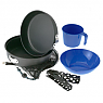 photo: GSI Outdoors Hard Anodized Extreme Mess Kit - 6 pc