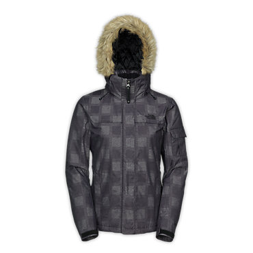 photo: The North Face Bettie Jacket snowsport jacket