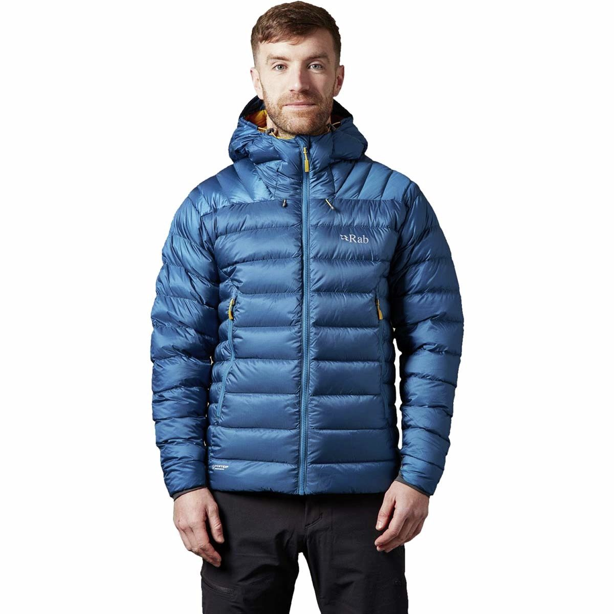 photo: Rab Electron Jacket down insulated jacket