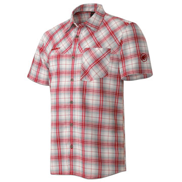 photo: Mammut Eino Shirt hiking shirt