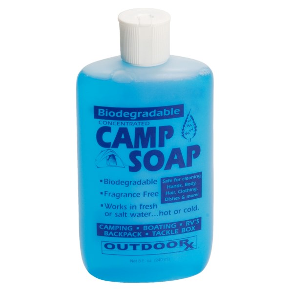 Outdoor Rx Camp Soap