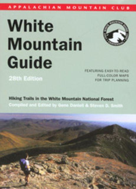 photo: Appalachian Mountain Club White Mountain Guide us northeast guidebook