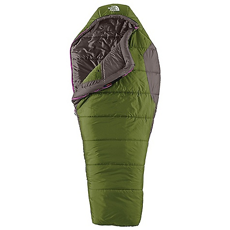 photo: The North Face Aleutian 4S 0 3-season synthetic sleeping bag