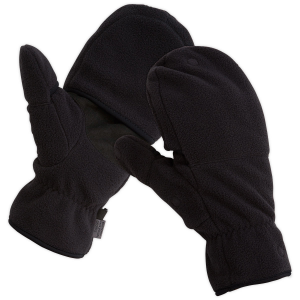photo: EMS Men's Hyland Fleece Convertible Mitts fleece glove/mitten