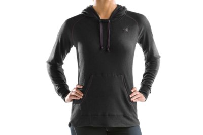 photo: Under Armour Catalyst Waffle Hoody long sleeve performance top