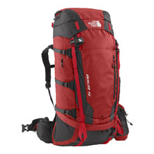 photo: The North Face Men's Zealot 70 weekend pack (3,000 - 4,499 cu in)