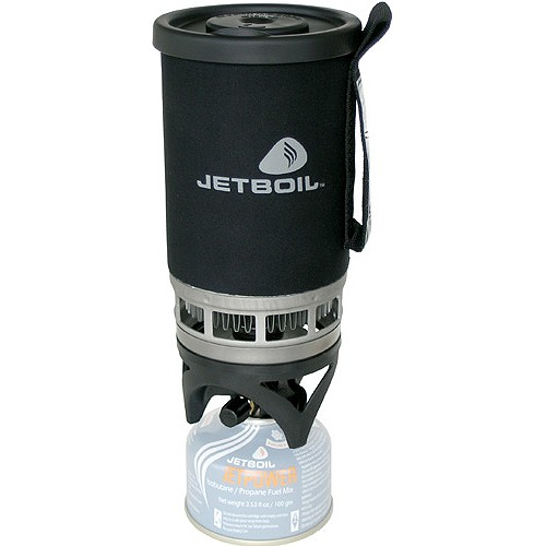 photo: Jetboil Personal Cooking System (PCS) compressed fuel canister stove