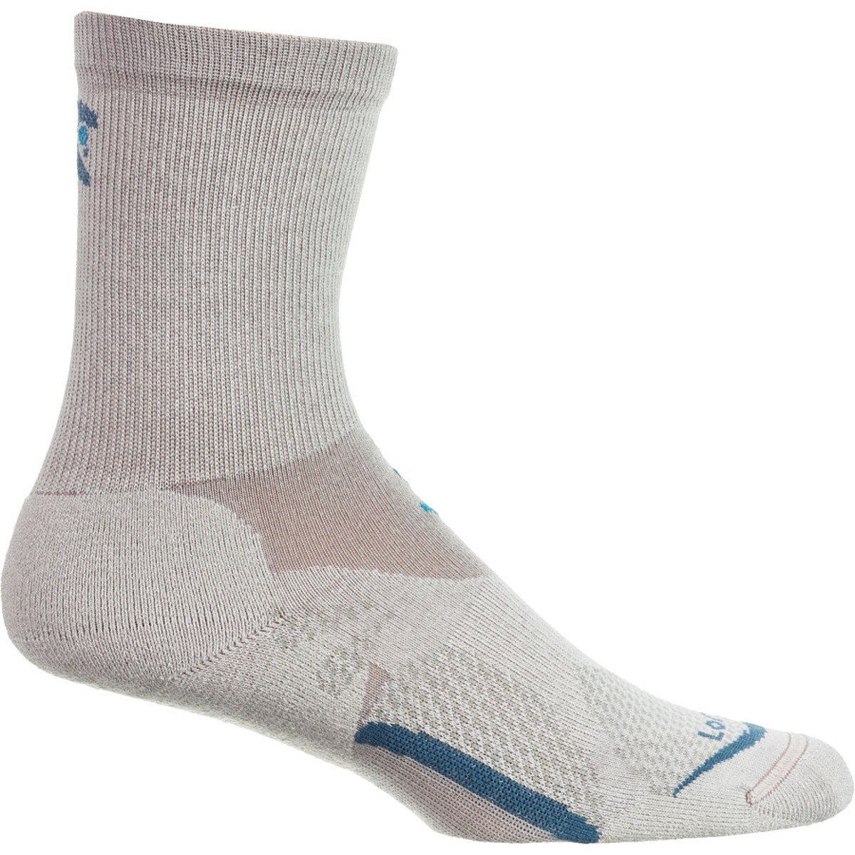 photo of a Lorpen hiking/backpacking sock