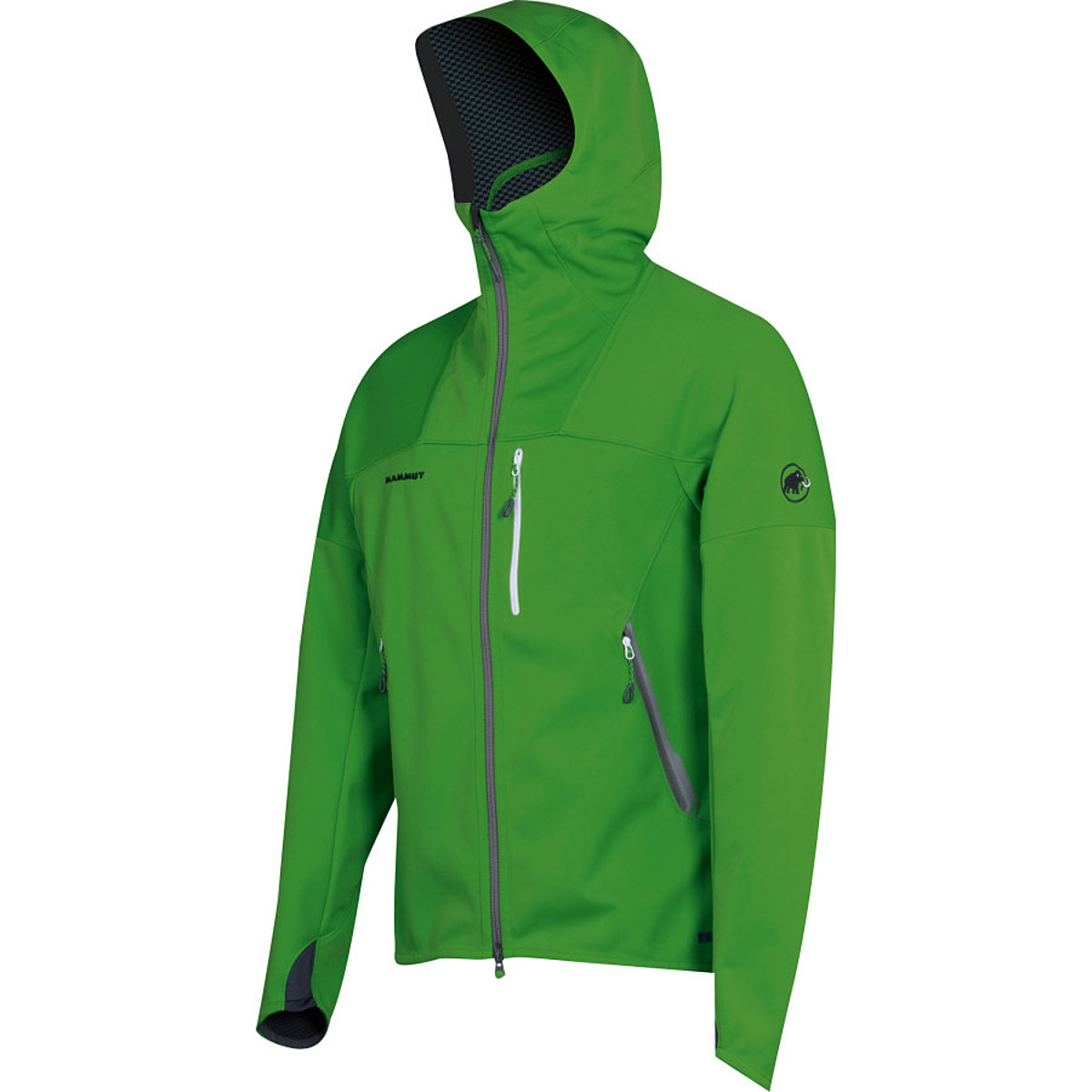 photo: Mammut Ultimate Jacket soft shell jacket
