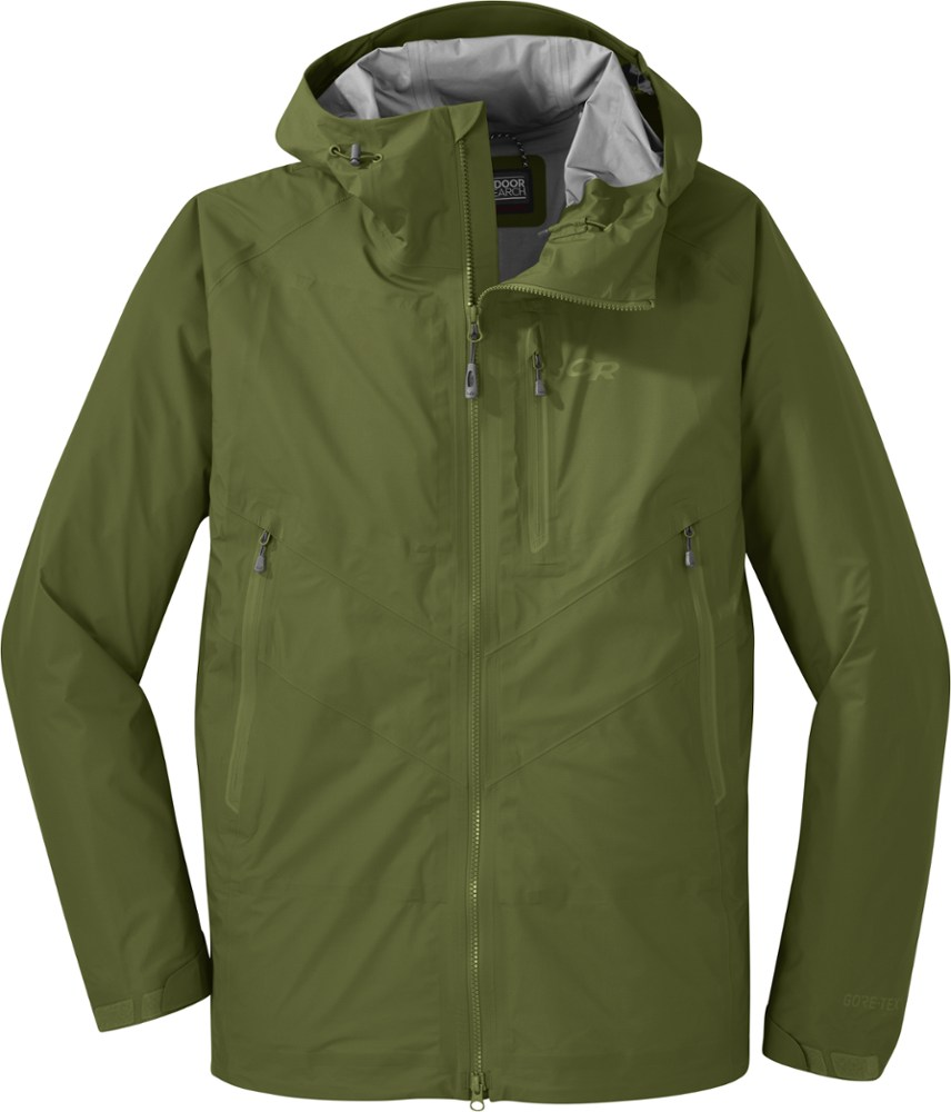 photo: Outdoor Research Men's Optimizer Jacket waterproof jacket