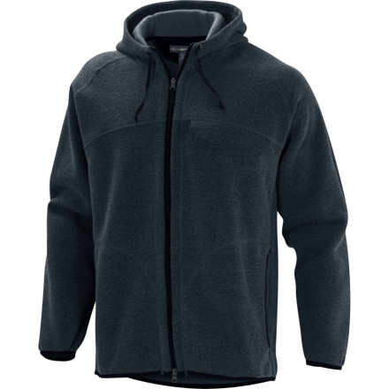ExOfficio Alpental Fleece Long-Sleeve Zip Hoody