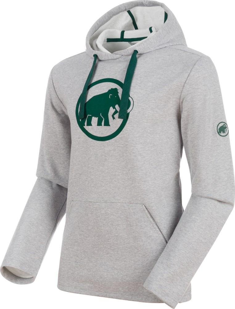 photo: Mammut Men's Logo ML Hoody fleece top