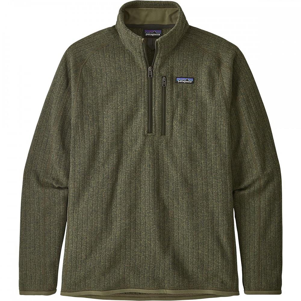 photo: Patagonia Better Sweater Rib Knit 1/4-Zip fleece top