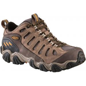 photo: Oboz Men's Sawtooth Low Waterproof trail shoe