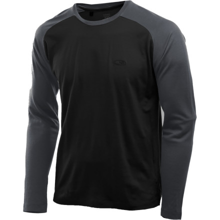 photo: Icebreaker Superfine 190 U Turn long sleeve performance top