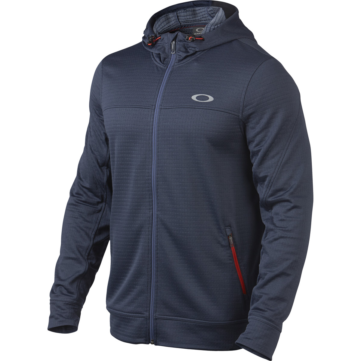Oakley Press Fleece Full Zip Hoodie