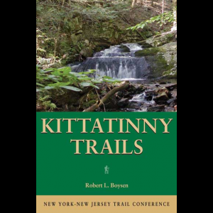 NY-NJ Trail Conference Kittatinny Trails - Hiking Guide Book