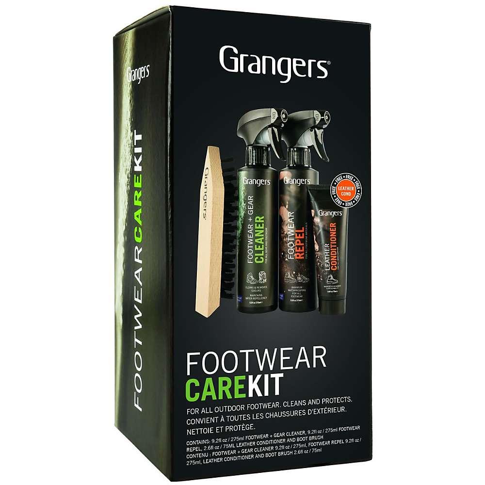photo: Granger's G-Max Footwear Gel Cleaner/Waterproofer Kit footwear cleaner/treatment