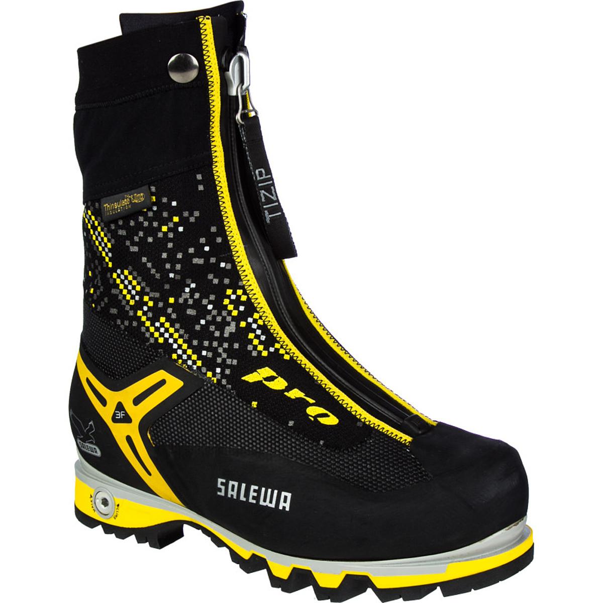 photo: Salewa Pro Gaiter mountaineering boot