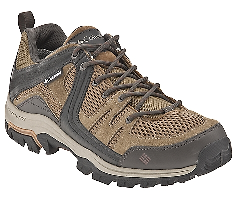 photo: Columbia Shastalavista Omni-Tech trail shoe