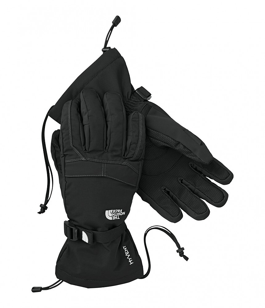 photo: The North Face Montana Glove insulated glove/mitten