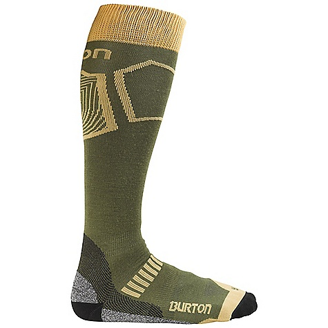 photo: Burton Ultralight Wool Sock snowsport sock