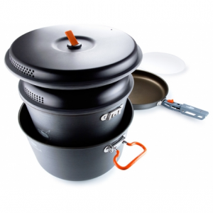 photo: GSI Outdoors Pinnacle Base Camper Cookset pot/pan