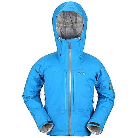 photo: Rab Women's Kickturn Jacket waterproof jacket