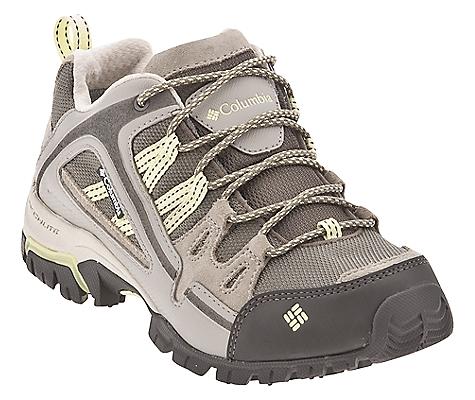photo: Columbia Women's Shastalavista Omni-Tech trail shoe