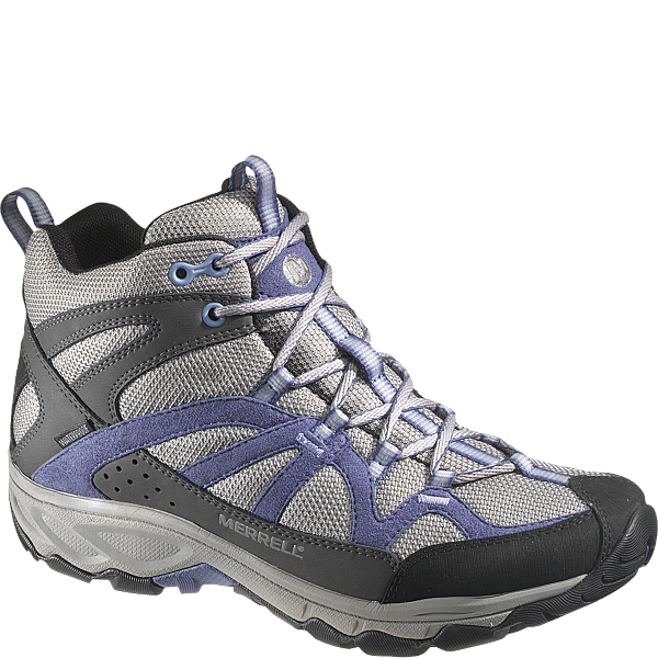 photo: Merrell Calia Mid Waterproof hiking boot