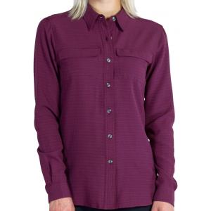 photo: ExOfficio Women's Gill Long Sleeve Shirt hiking shirt