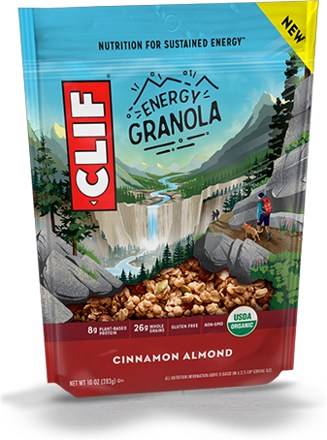 Clif Energy Granola