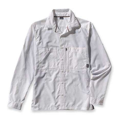 photo: Patagonia Men's Long-Sleeved Sun Tech Shirt hiking shirt