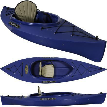 photo: Heritage Kayaks FeatherLite 9.5 recreational kayak