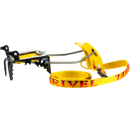 photo: Grivel G12 Crampon Spare Parts - Back crampon accessory