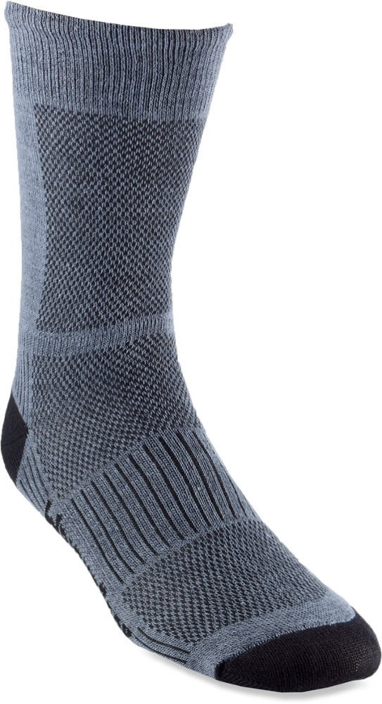 photo: WrightSock Coolmesh II Crew Sock hiking/backpacking sock