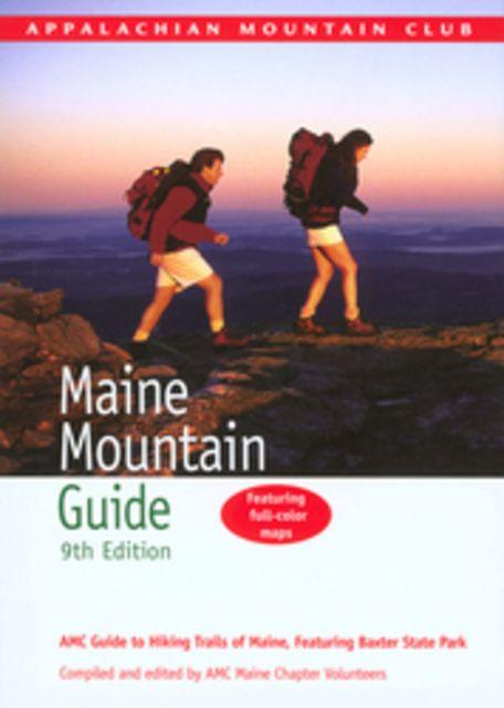 Appalachian Mountain Club Maine Mountain Guide