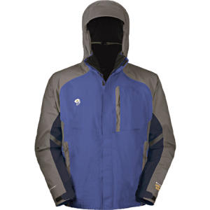 photo: Mountain Hardwear Torque Jacket snowsport jacket