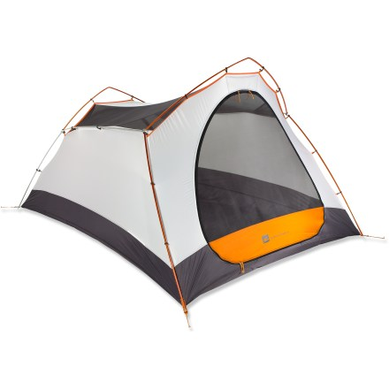 photo: REI Hoodoo 3 Tent three-season tent