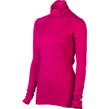 photo: Smartwool Midweight Turtleneck base layer top