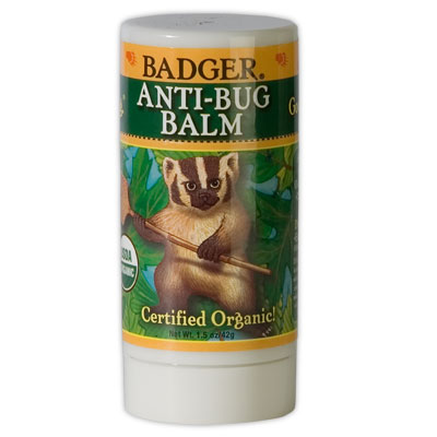 photo: Badger Anti-Bug Balm insect repellent