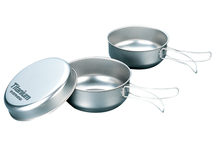 Evernew Ti Bowl Set