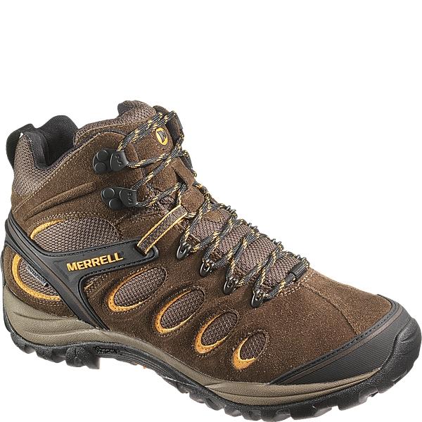 photo: Merrell Chameleon 5 Mid Ventilator WTPF hiking boot