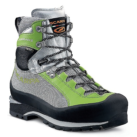 photo: Scarpa Women's Charmoz GTX mountaineering boot