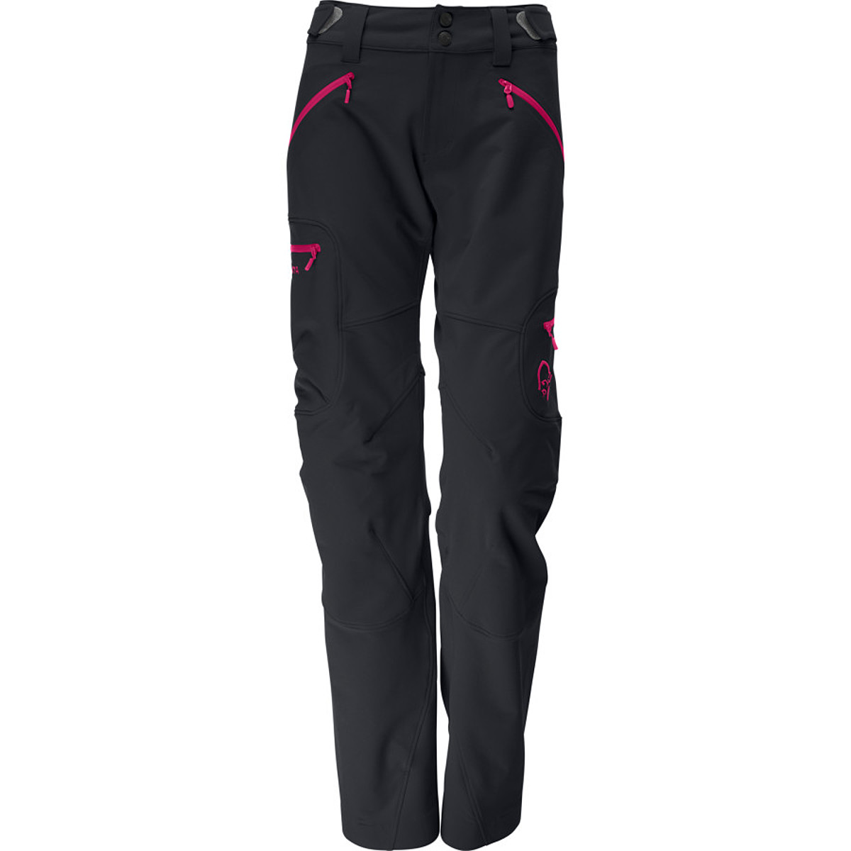photo: Norrona Women's Svalbard Flex1 Pant soft shell pant