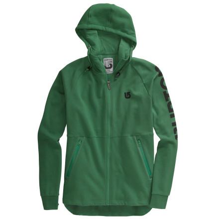Burton Burrtech Premium Full-Zip Hoodie